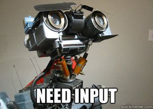 johnny 5 is alive! back in my day classic movies, short