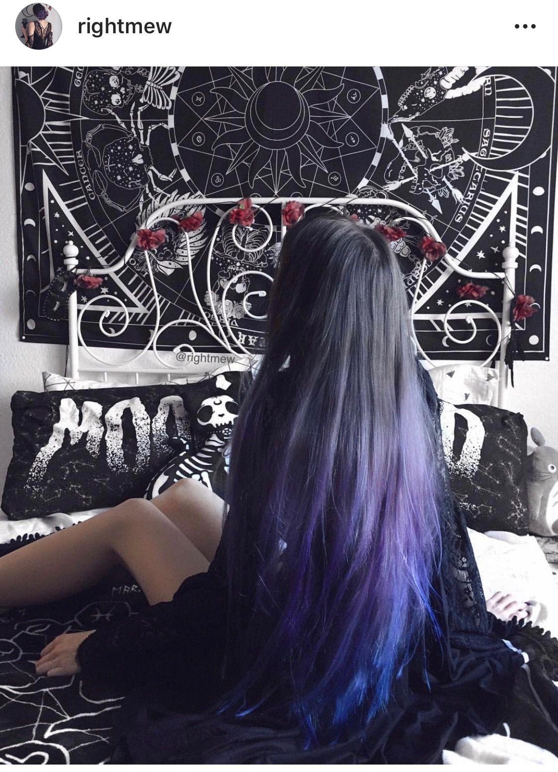 Coloration des cheveux sur la lune juin 2019