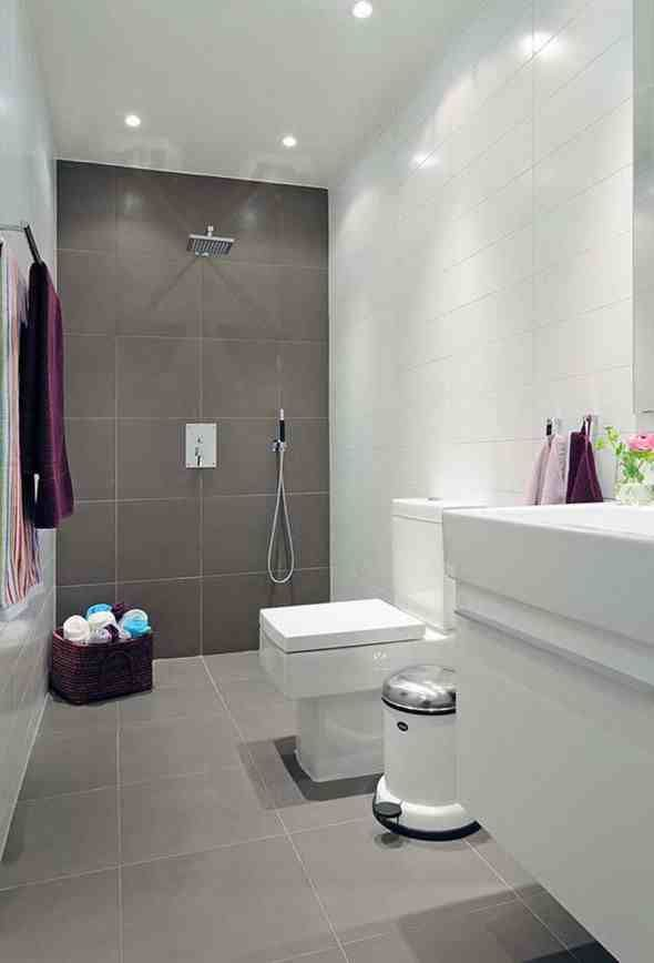 Grey Bathroom Simple Bathroom Grey Bathroom Tiles Bathroom Inspiration
