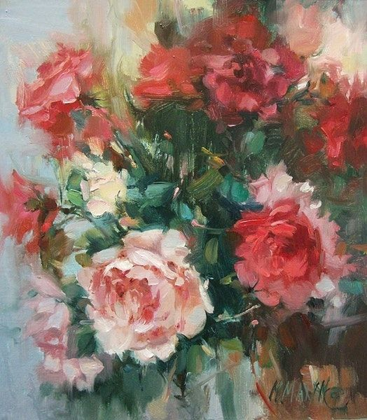 Daily art gallery, original paintings by the dedicated artists of DailyPainters.com