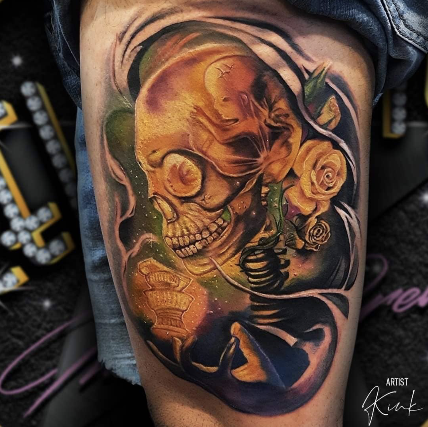 Pin On Traditional Tattoos By Celebrity Ink