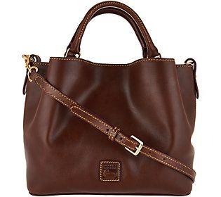 Dooney & Bourke Florentine Brenna Satchel Handbag