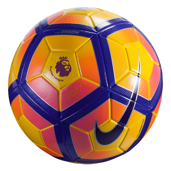 Nike Orderm 4 High Vis 2016 17 Premier League Ball Worldsoccershop Com Soccer Ball Nike World Soccer Shop Soccer Soccer Ball