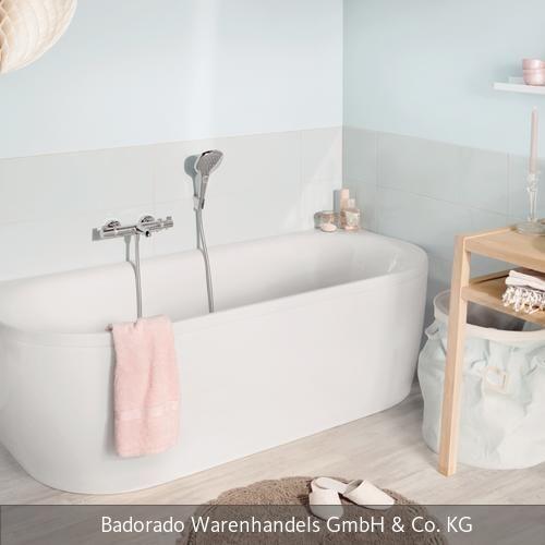 Jung Und Hip Hingucker In Diesem Badezimmer Ist Ganz Klar Die Badewanne Herrlich Abgerundete Ecken Und Die Zarte Farbgestaltung La Badezimmer Baden Badewanne