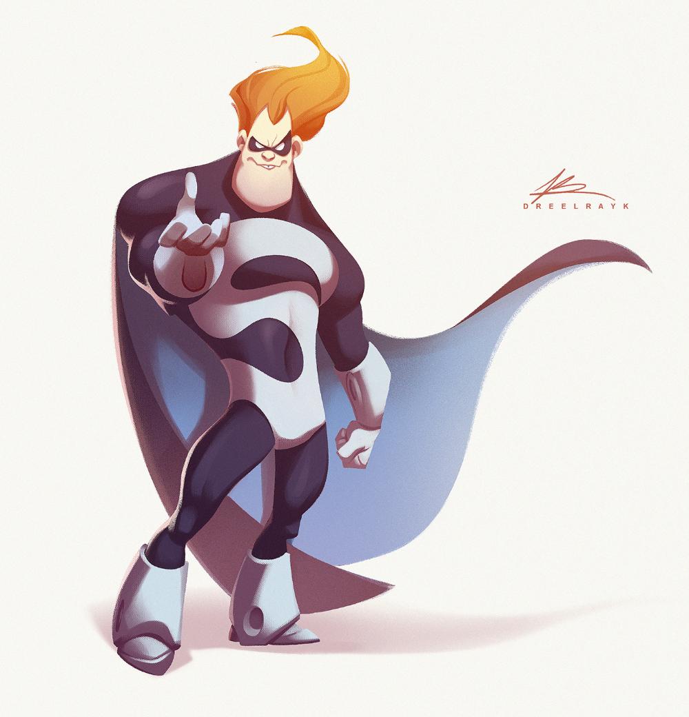 Artstation Syndrome Valerio Dreelrayk Buonfantino Cartoon Character Design Cartoon Movie Characters Concept Art Characters