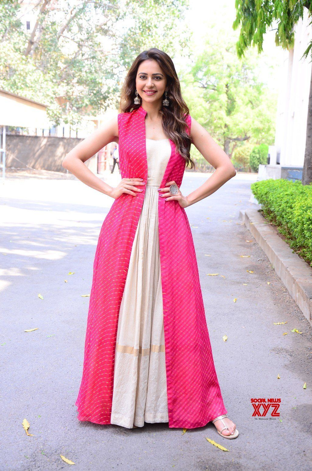 Actress rakul preet singh stills from athiloka sundari