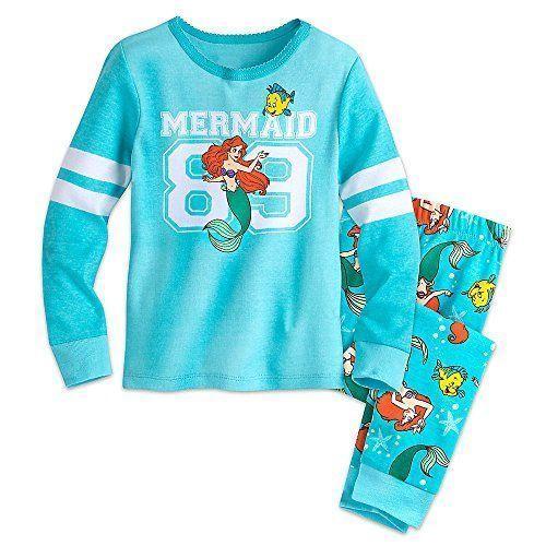 NWT Disney Store Moana Pajama Set Pals Sleep 2 pcs Pjs Girls