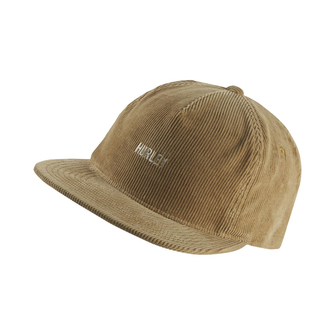 5c9720440 Hurley Cords Men's Adjustable Hat Size ONE SIZE (Khaki)   Products ...