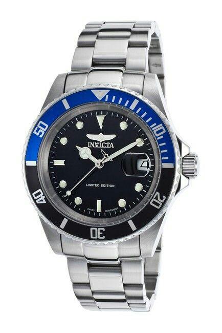 Invicta Men s Pro Diver Limited Edition Watch  5bf1abb2233