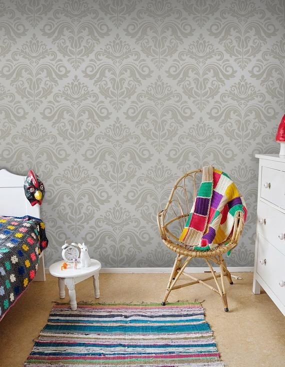 Orient Abstract Removable Wallpaper Gray Wall Mural Removable 418 Grey Walls Wall Murals How To Install Wallpaper