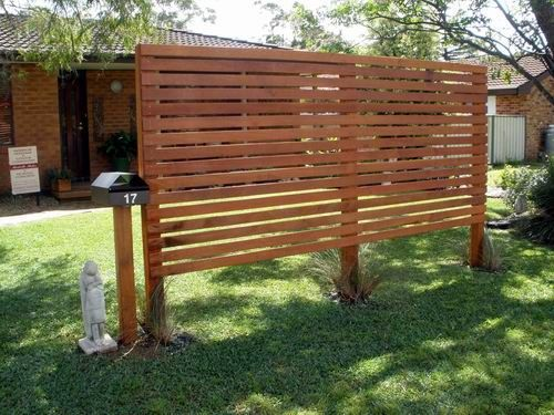 result landscaping privacy