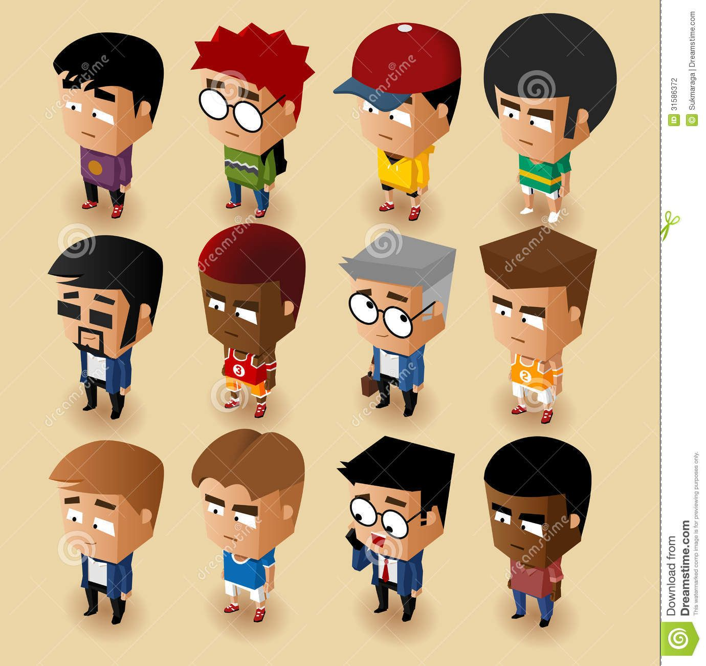 2d Character Design In Illustrator : D character illustrator google search