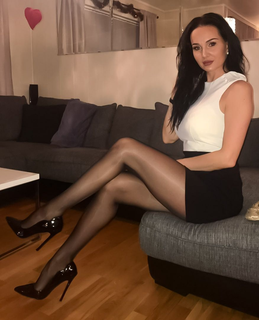Petite Milf Stockings