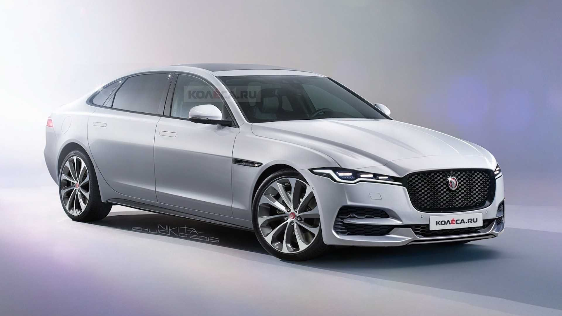 2021 All Jaguar Xe Sedan First Drive