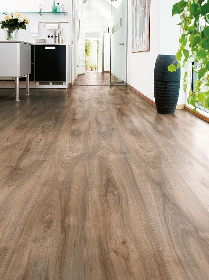 Offering a relaxed timber look with the durability of laminate. Image  Credit: Formica http