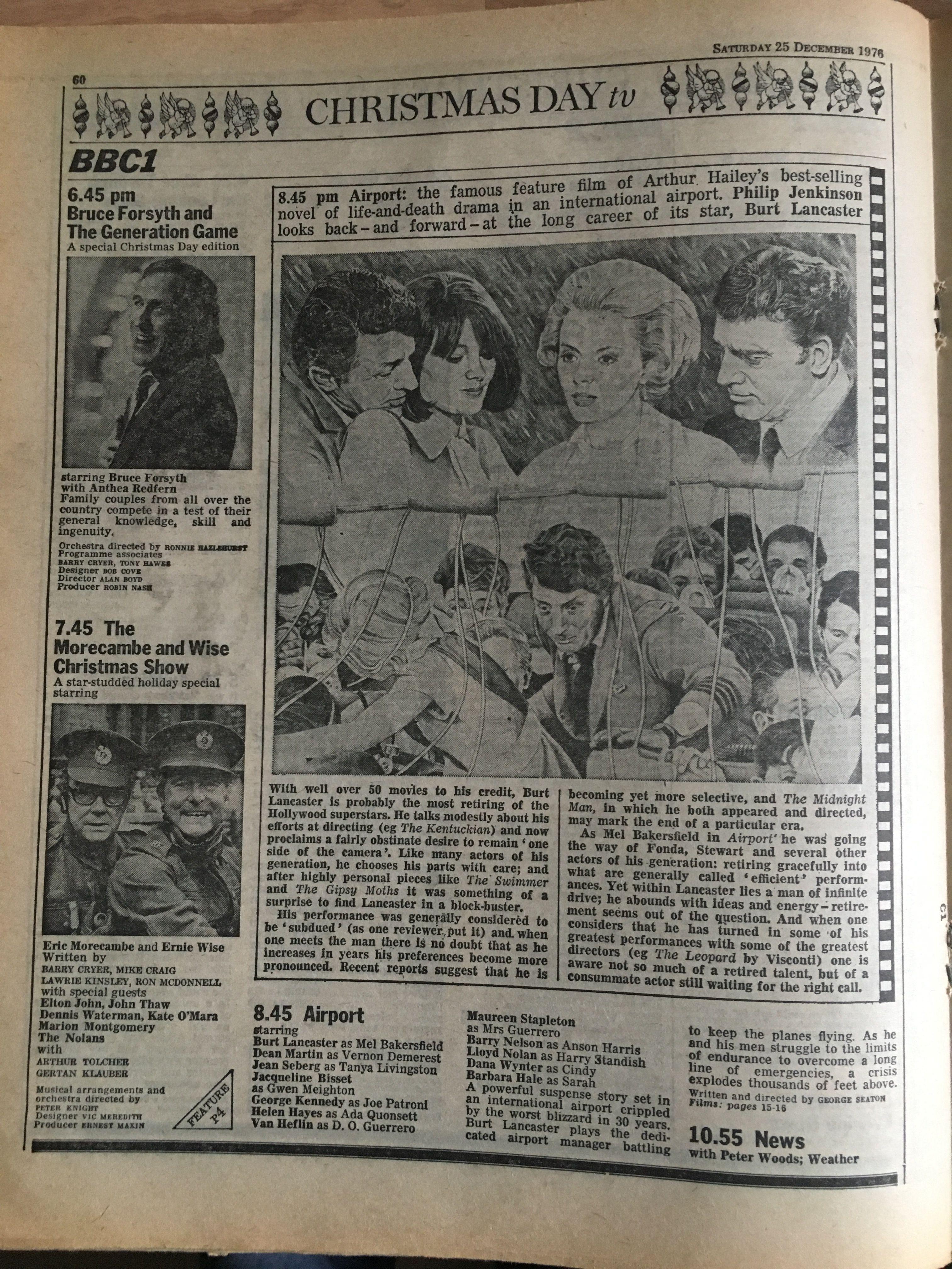 Pin by David Henningham on Nostalgic Christmas Radio Times