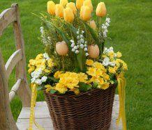 aaJarní dekorace s tulipány - rezervace!