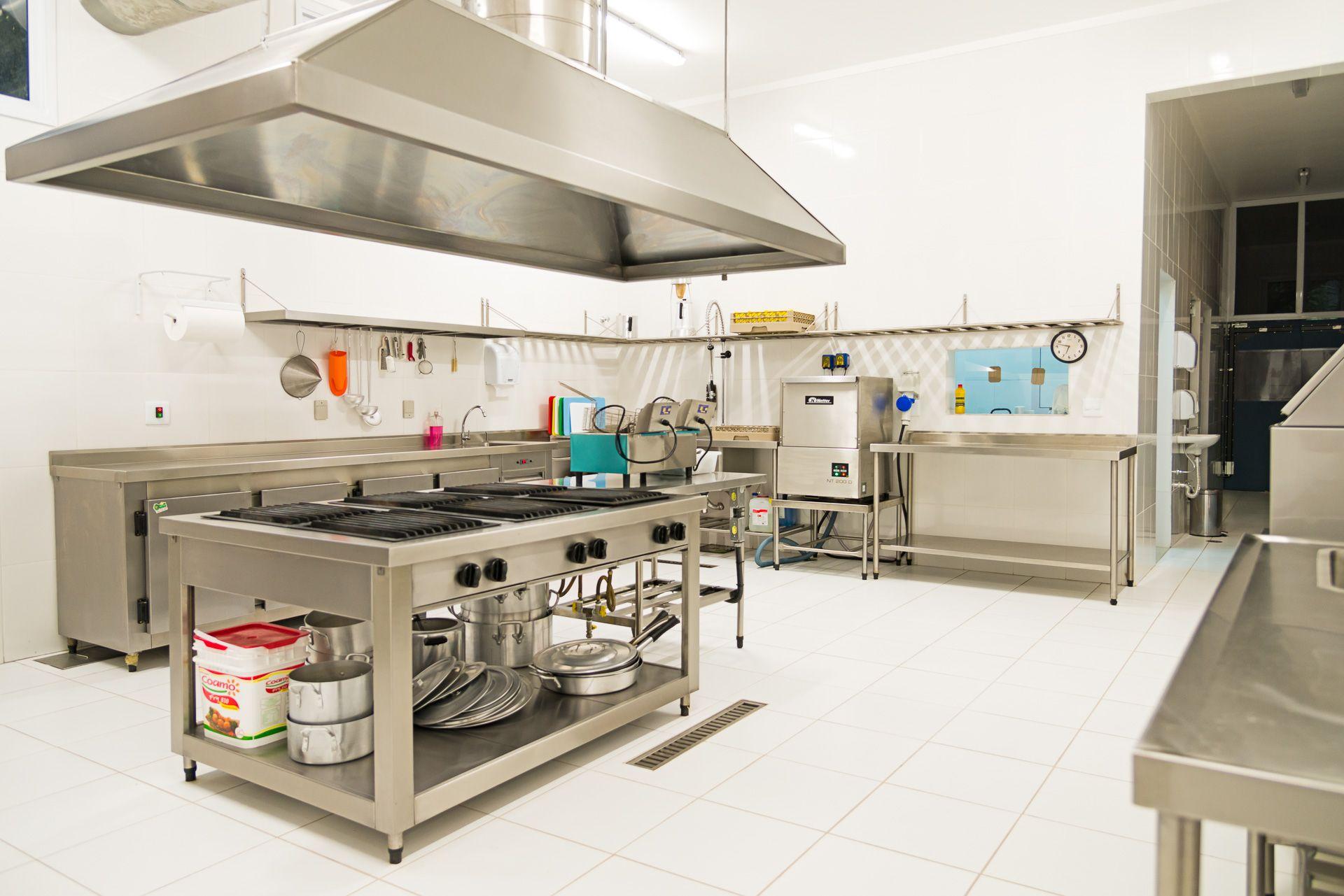 Cozinha Industrial Restaurants Pinterest Cozinhas Industriais
