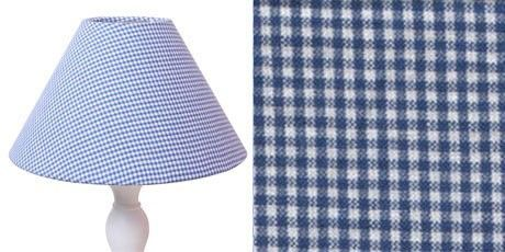 Blue gingham lampshade 12 sarahs baby room pinterest blue gingham lampshade 12 aloadofball Image collections