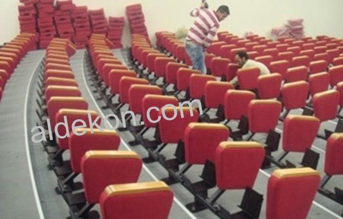 2 Seat Theater Chairs Work Chair Accessories Konferans Koltugu Sinema Tiyatro Koltuklari Seating Aldekon Theatre Two Home Media Room For