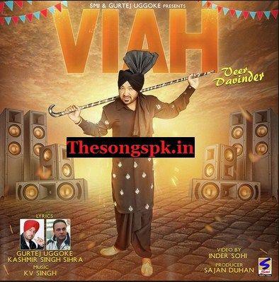 Viah Veer Davinder Punjabi Full Song Mp3 Download Mp3 Song Album Songs Songs