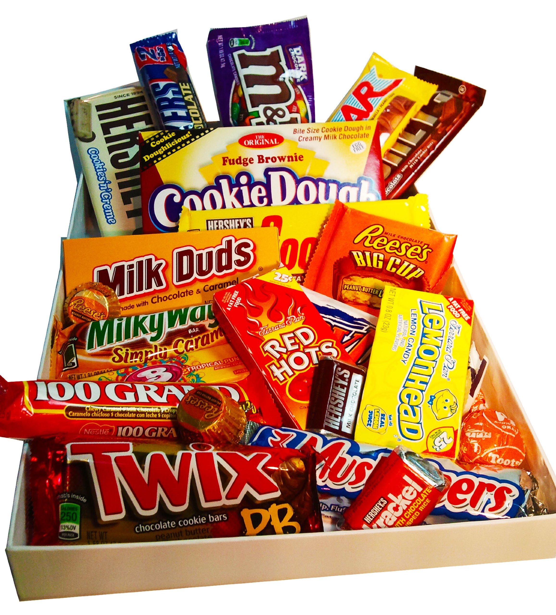 US CHOC CANDY MEGA BOX 05 DAISY DUKE'S AMERICAN CANDY
