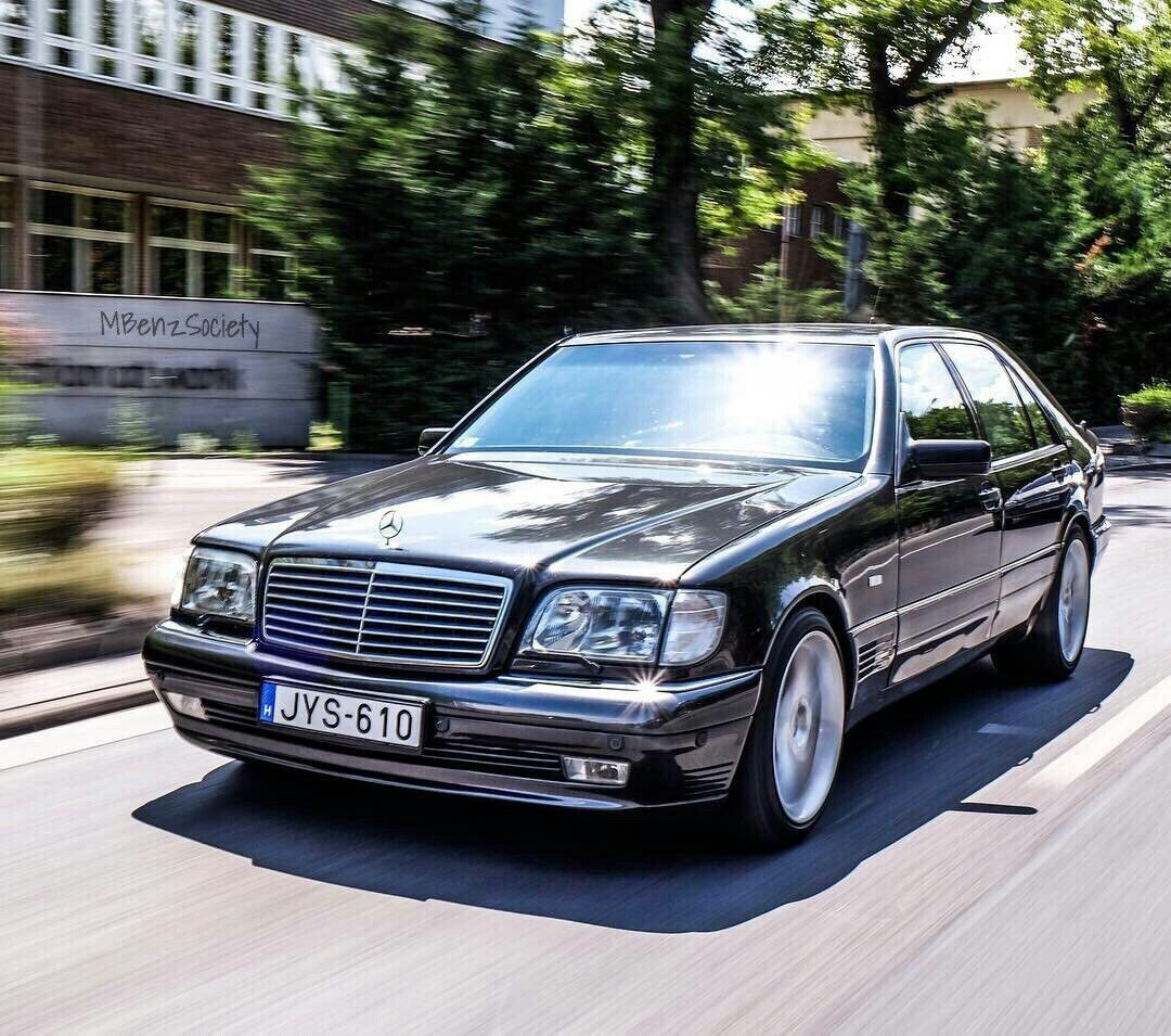 Mercedes-Benz W140 | Мерседес amg, Мерседес бэнс ...