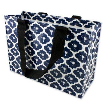 Palmetto Tote Bag #bag #tote #palmetto #southcarolina #sc