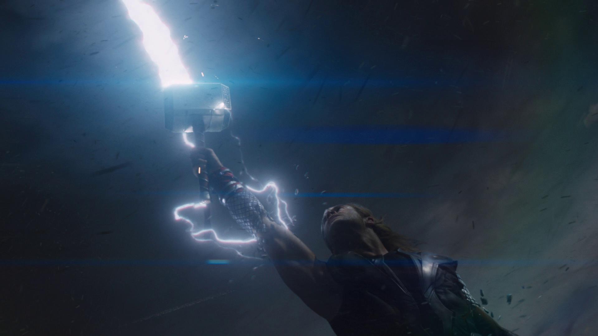 Thor Lightning Thor Great King Marvel