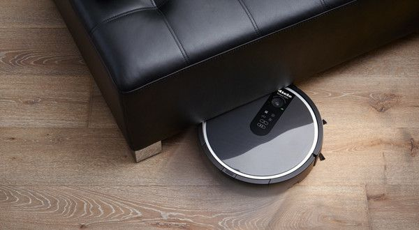 Miele unveils their new robot vacuum cleaner – the Scout RX1