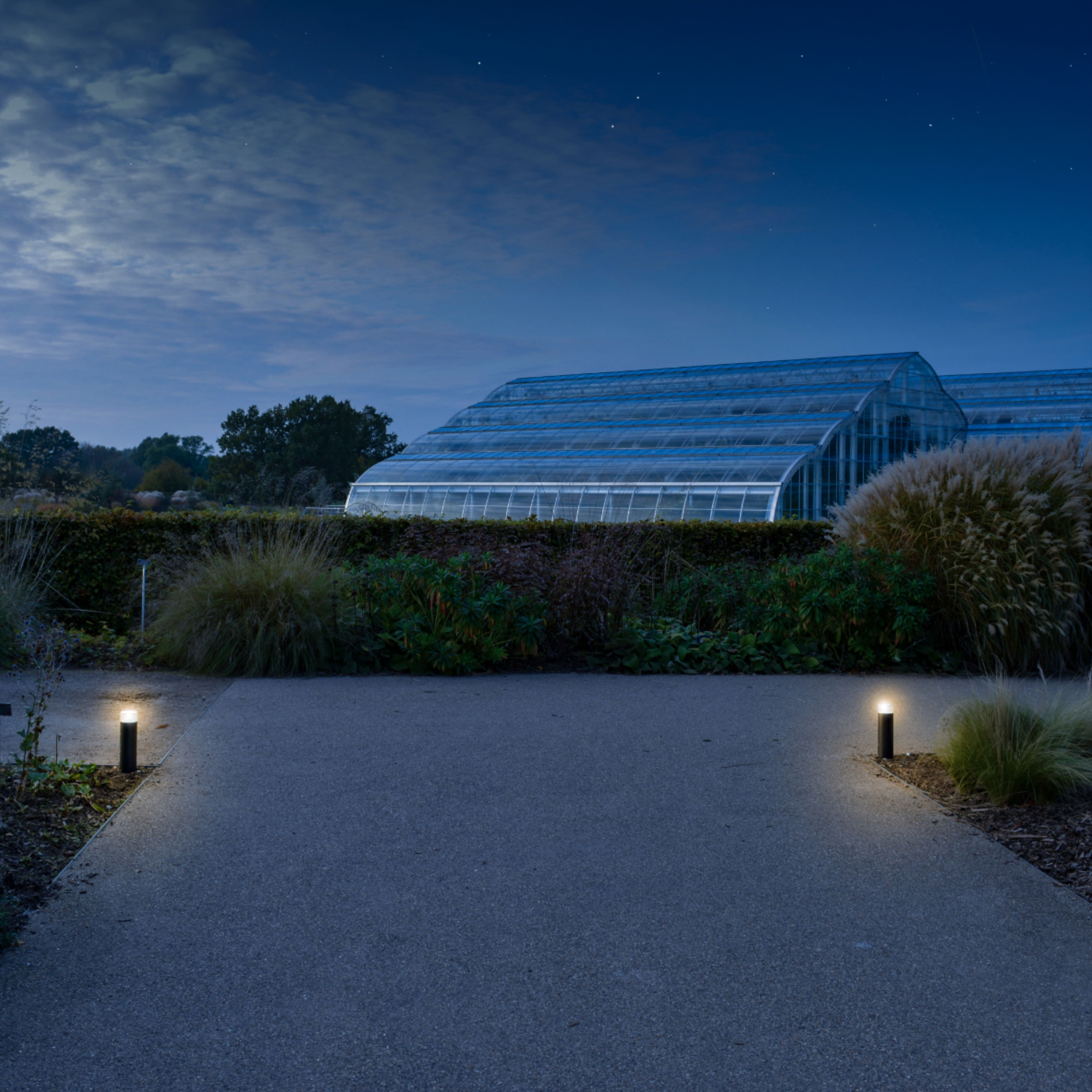 The Royal Horticultural Society's Garden, Wisley In Surrey