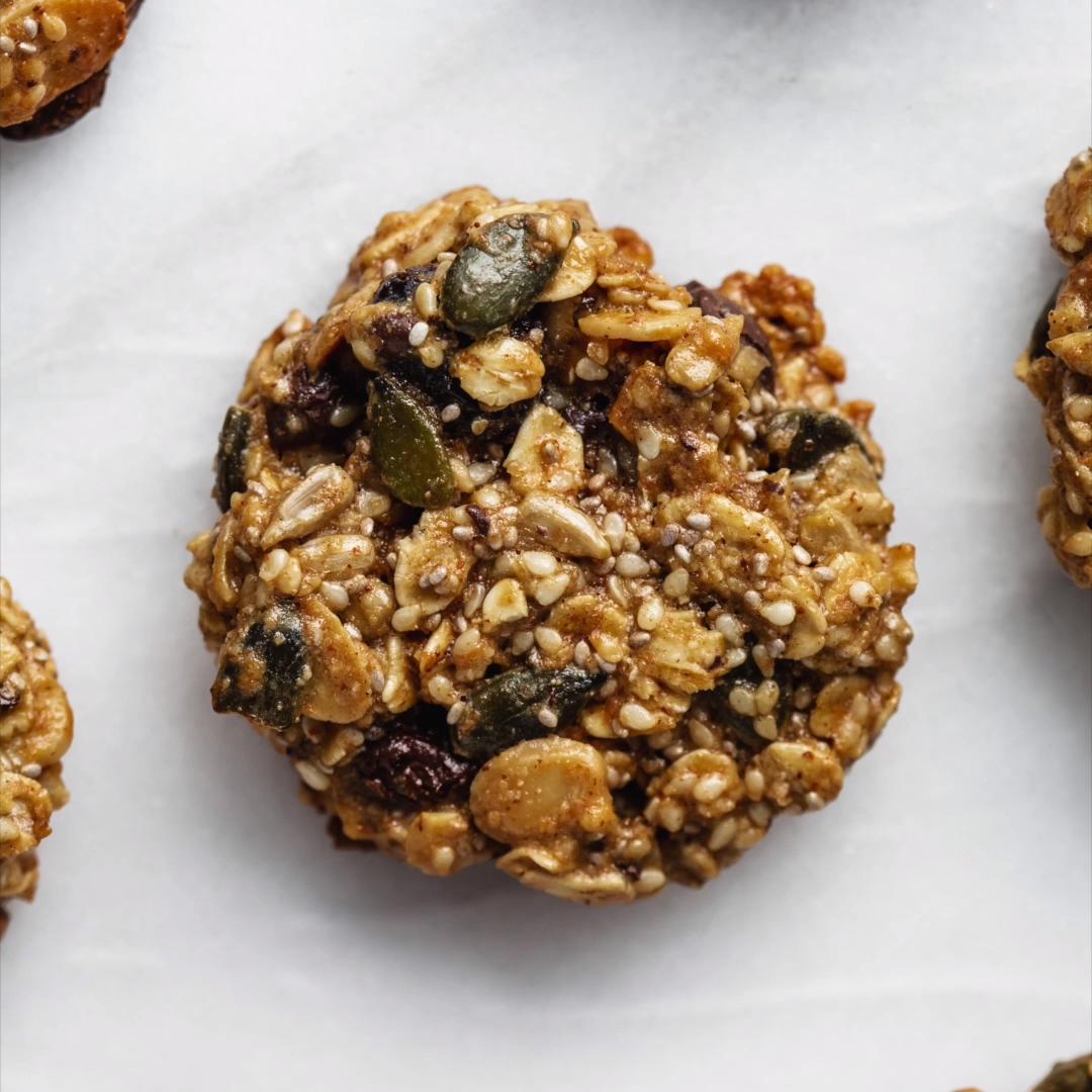 The healthiest breakfast cookies