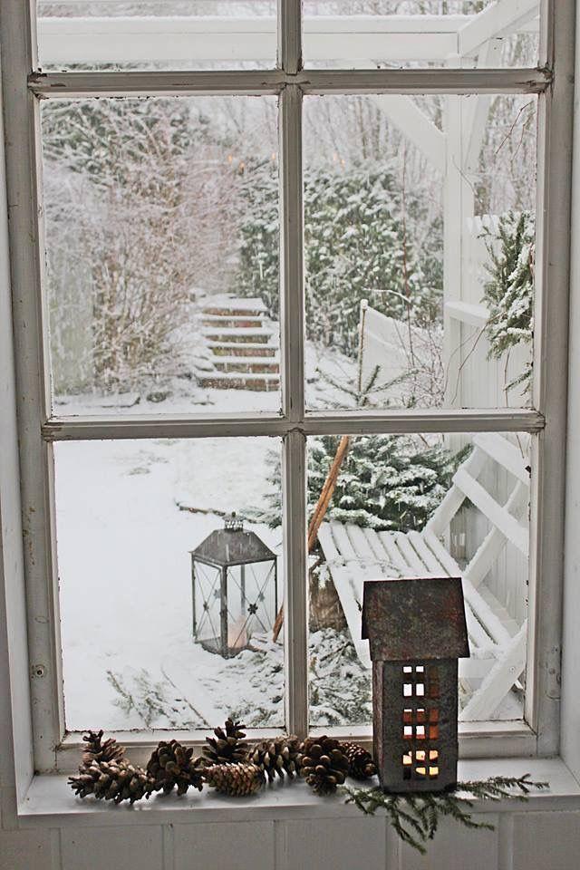 Pin di paolo filicori su finestre paisagem de inverno inverno e janelas - Finestra a bovindo ...