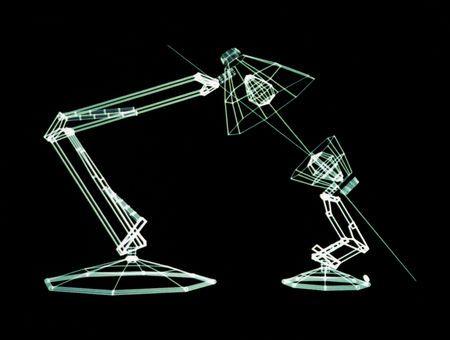 Luxo Jr Pixar Shorts Pixar Lamp Pixar
