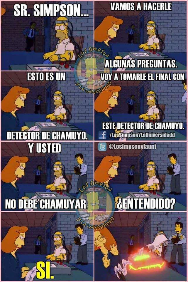 Pin De Bea Rodriguez En L O S S I M P S O N S Memes Divertidos Los Simpson Dibujos Divertidos