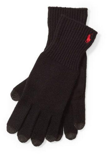 Merino Wool Touch Screen Glove