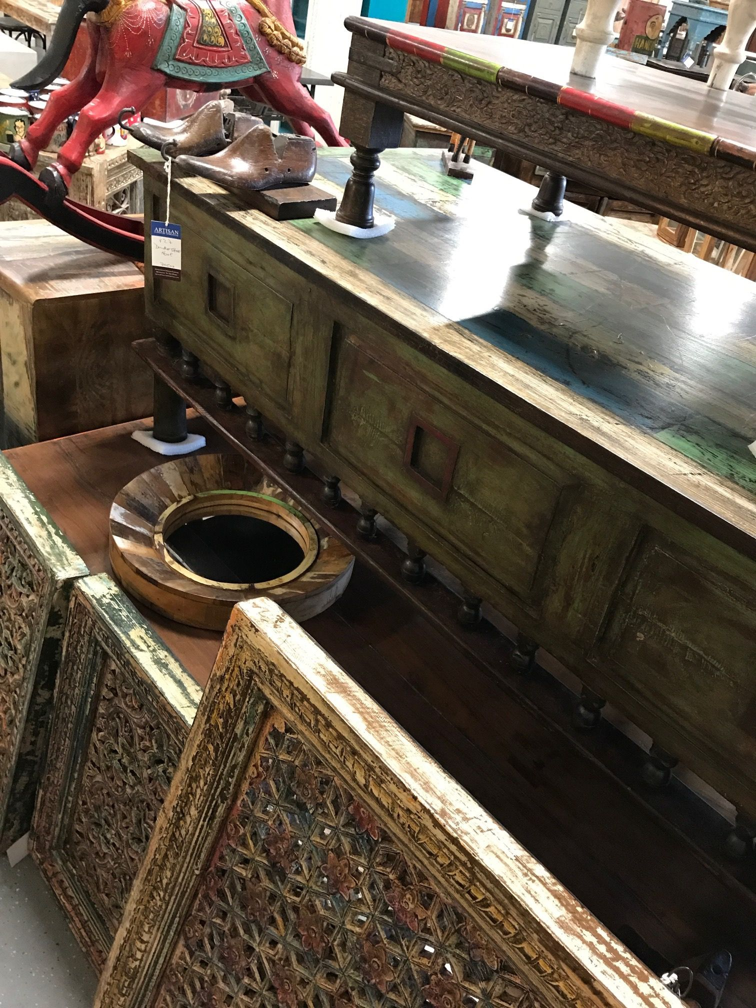 Hand Carved Wood Home Decor In Orlando Furniture Offers A Wide Selection Of