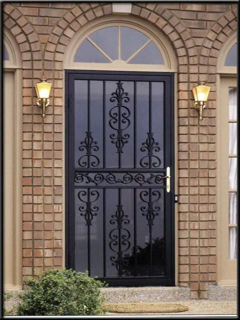 137 Symphony West Tennessee Ornamental Door
