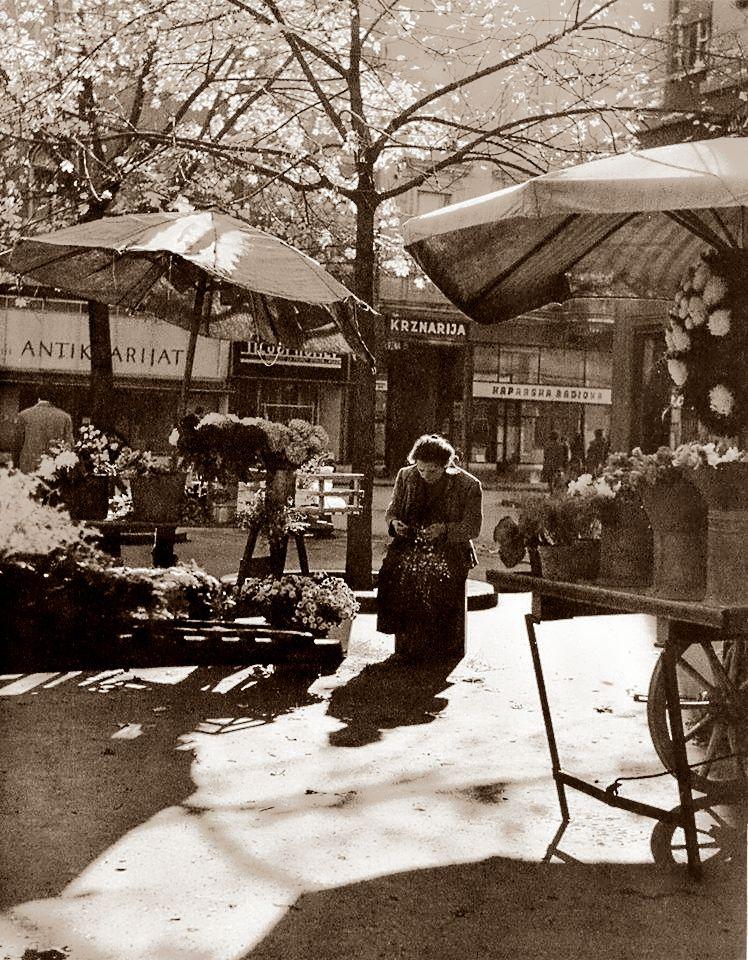 Zagreb 1920 Tih Preradovicev Trg Zagreb Croatia Zagreb Croatia