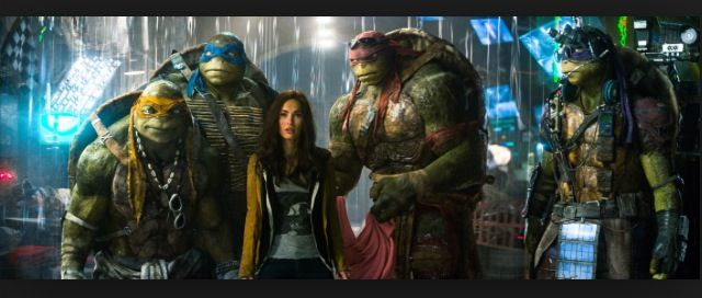 TMNT 2014 - Mikey, Leo, April, Raph and Donnie   I Heart ...
