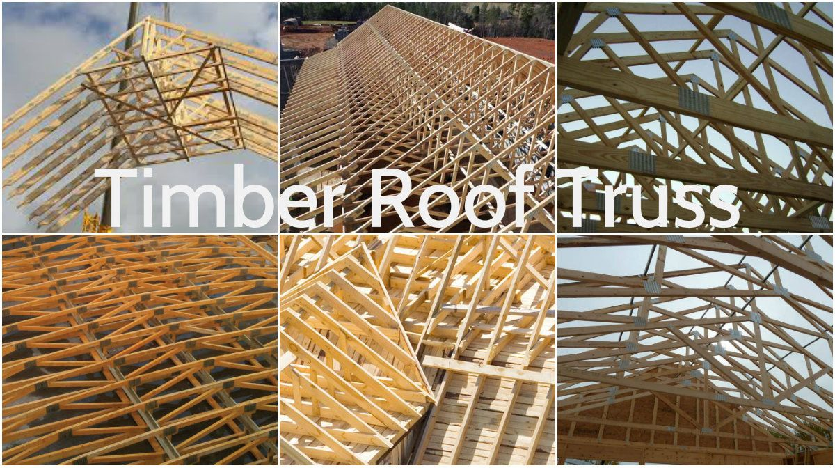 Timber Roof Truss History And Use Timber Roof Roof Trusses Timber