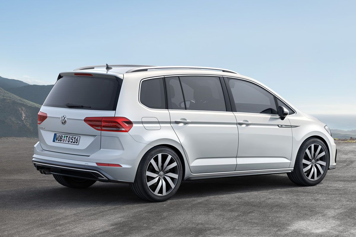 All New Vw Touran Is Bigger And More Economical
