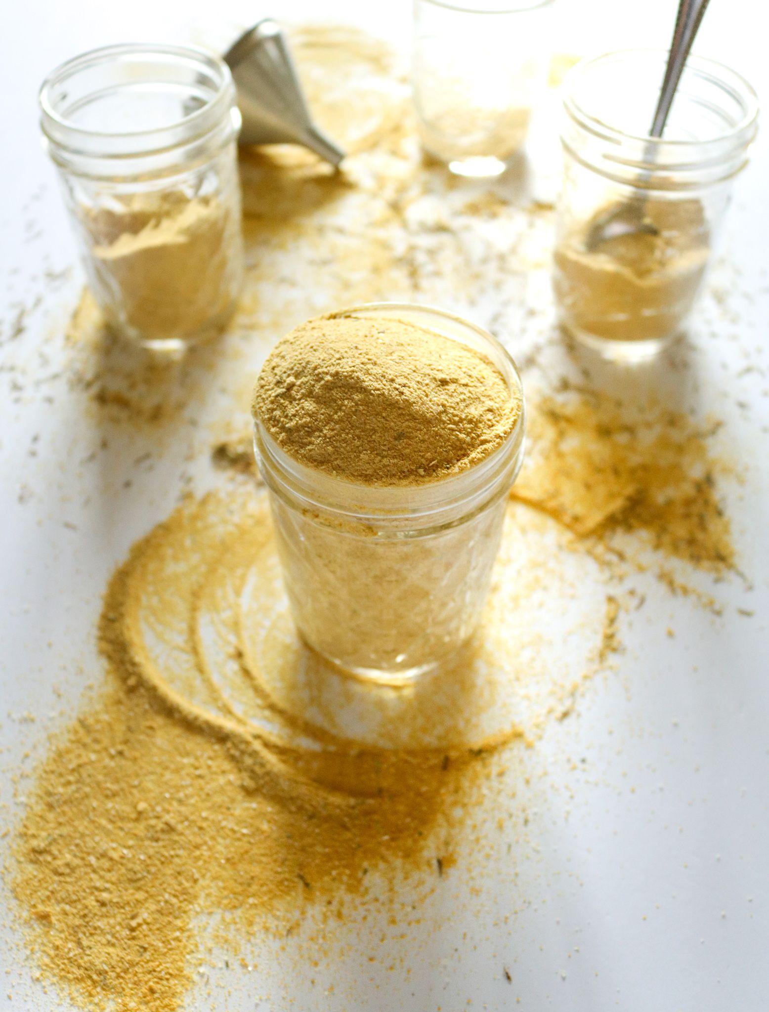 LifeChanging Chicken(less) Bouillon Powder Recipe