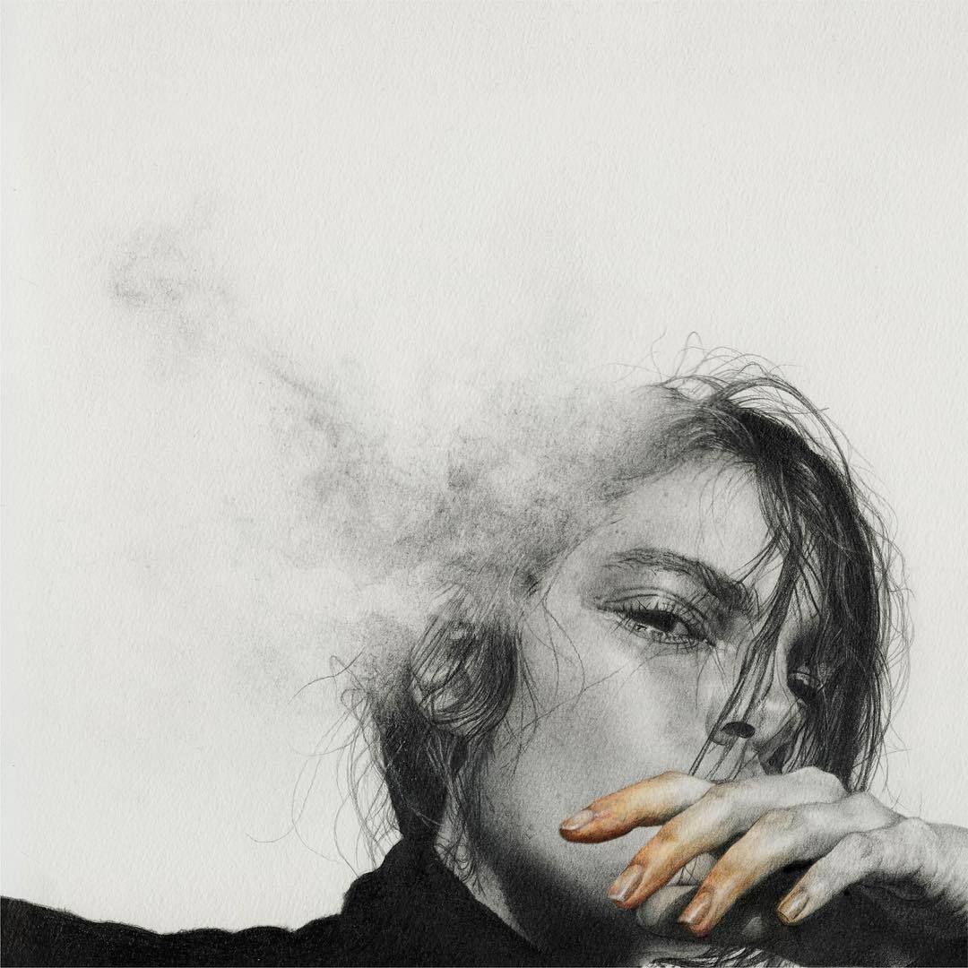 Portraits by masato tsuchiya ap art graphite drawings pencil drawings art drawings