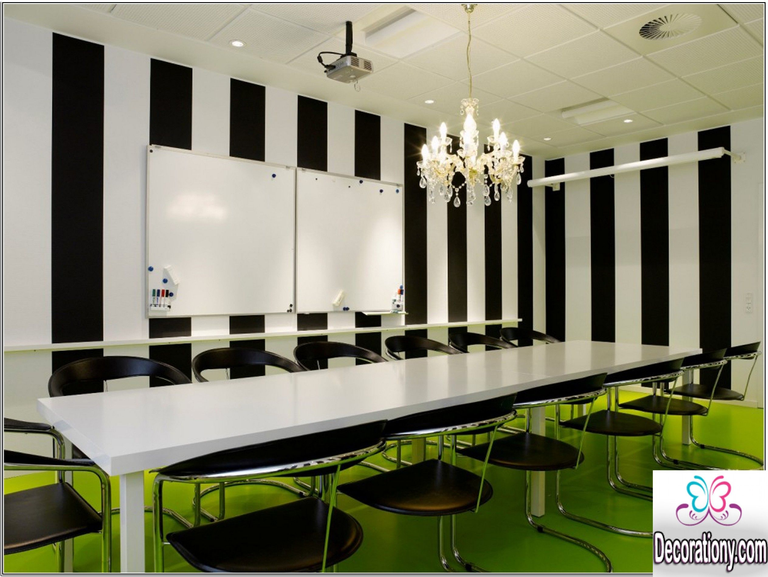 Conference Room Decoration Meeting Room Design Office Interior