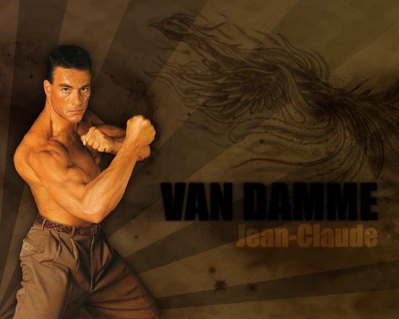 Jean Claude Van Damme Hd Desktop Wallpapers