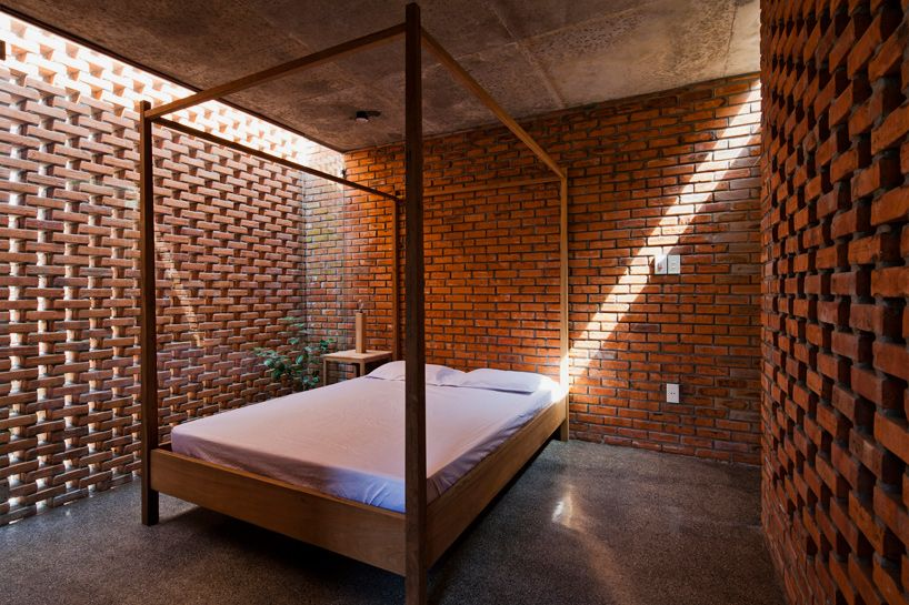 termitary house by tropical space in da nang city, vietnam ...