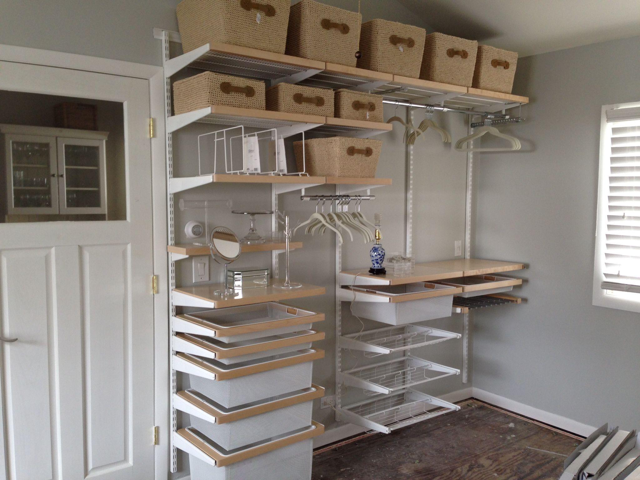 Gentil Elegant Interior Home Design Elfa Closet: Organizing With Elfa Closet In  The Bedroom