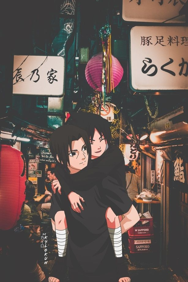 Photo of Itachi x Sasuke  by kylokun