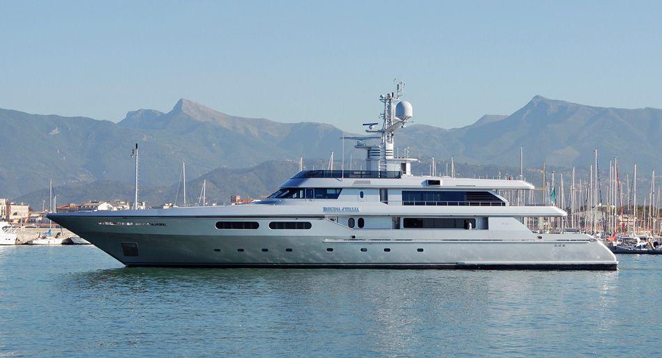 sette yacht di personaggi famosi